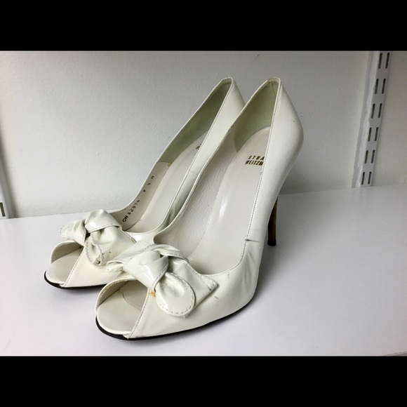 Stuart Weitzman Shoes - Stuart weitzman patent leather pumps size 9.5